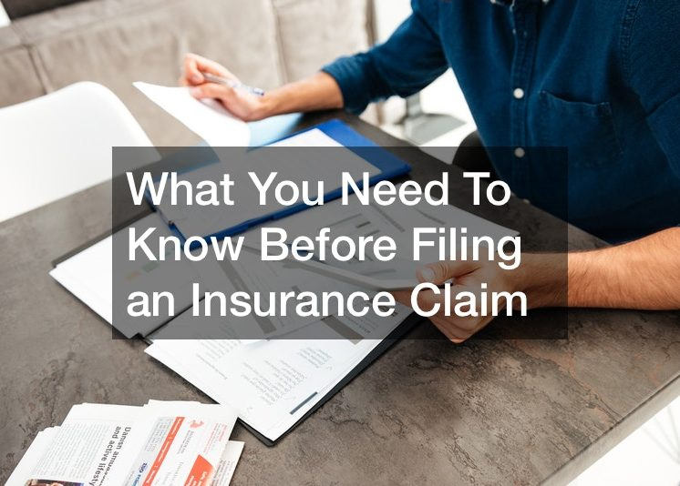 types of claims in general insurance
